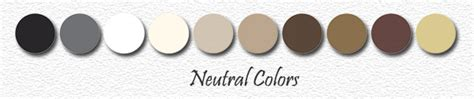 what colors are considered neutral color theory part 2 warm vs cool colors web pixel