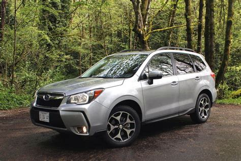 Subaru Forester Reviews 2015 by 2015 Subaru Forester Xt Review Digital Trends