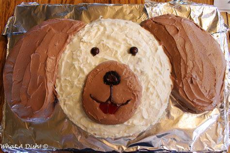 puppy cake ideas easy puppy cake ideas 64917 what a dish puppy birthday