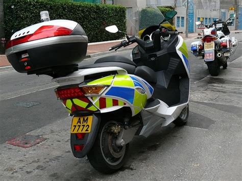 Vectrix Electric Scooter Ae Yay Or Nay by 08年 奧運馬術賽 時引入作保安用途 之後分派個別 交通部 使用