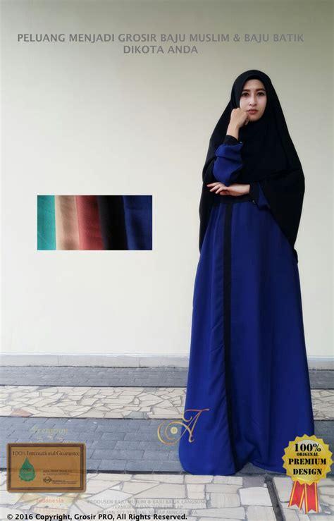 Muslim Batik Gamis Abaya Syar I Diskon gamis syar i premium asli no kw supplier grosir baju muslim gamis syar i alaidrous