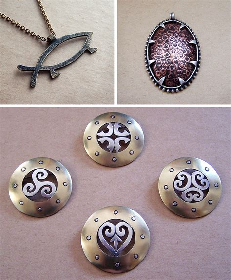 mixing metals jewelry mixed metal jewelry 2 by astalo on deviantart