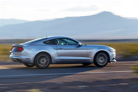 2015 ford mustang silver 2015 mustang production started on 14 07 2014 amcarguide