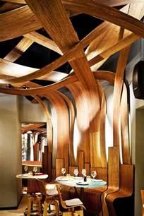 top 5 restaurant interior designs with wooden walls