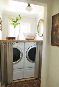 20 small laundry room decor