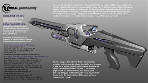 utah tutorial guns shock rifle v1 complete unreal tournament forums