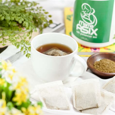 Teh Asi Breast Milk Booster Tea Herbal Lancar Asi Plus Daun Katuk 3 harga asix pelancar asi manfaat testimoni mimikasi