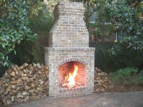 brick outdoor fireplace outdoor brick outdoor fireplace fireplace and patio