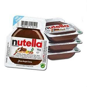 Nutella Hazelnut Spread With Cocoa 350 Gr T2909 nutella gram