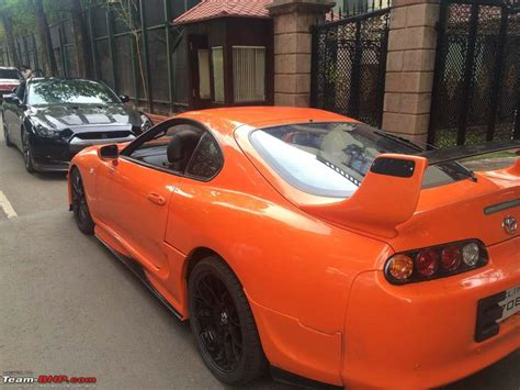 Used Toyota Supra For Sale In India Toyota Supra Difference Between