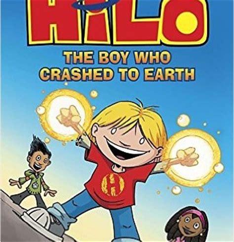 pathways valdemar books review hilo the boy who crashed to earth by judd winick