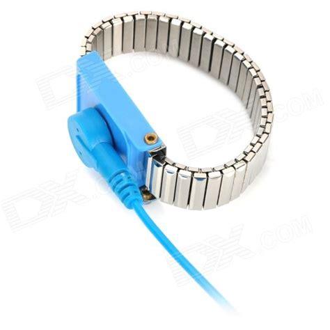 Anti Static Esd Wrist Blue leko 028 anti static esd wrist discharge band
