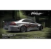 NFS Most Wanted Blacklist Car  7 Kaze YouTube