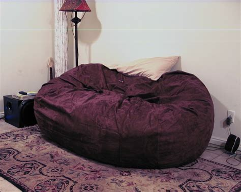 Most Comfortable Bean Bag Chair by Bag Yourself The Most Comfortable Furniture There Has