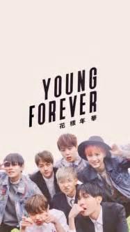 gambar wallpaper bts sp 233 cial fond d 233 cran young forever kpop pinterest