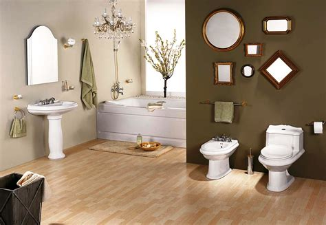 Ideas To Decorate A Bathroom by Bathroom Decorating Ideas Decoration