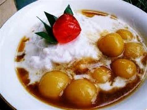 cara membuat bubur sumsum pisang cara membuat bubur sumsum tepung beras youtube