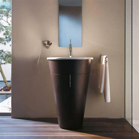 duravit starck floorstanding 560mm vanity unit and 580mm