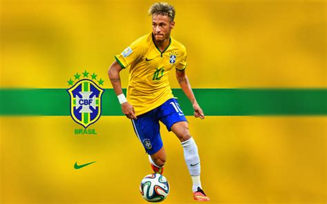 Barcelona Neymar Jr For Htc One M7 hd background neymar jr brazil flag football yellow jersey