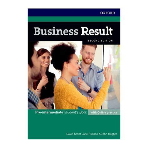 business result second edition pre intermediate student s