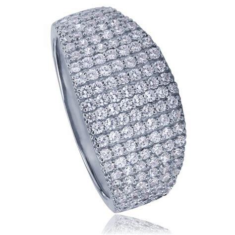 anello donna pav 233 precieux argento franchini