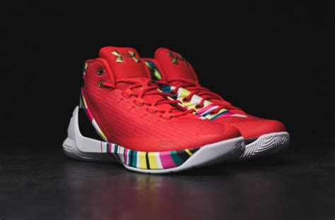 new year curry one shoes the armour curry 3 cny drops tomorrow kicksonfire
