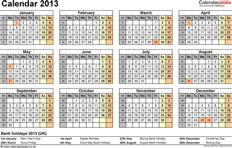 calendar template excel 2010 4 best images of 2013 printable calendars templates pdf
