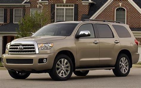 2008 Toyota Sequoia Towing Capacity Used 2008 Toyota Sequoia For Sale Pricing Features