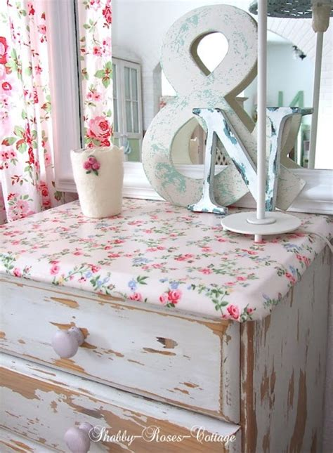 cover a dresser top with oilcloth shabby furniture