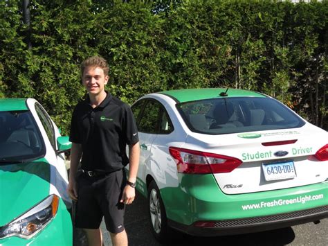 Green Light Driving School by Greenwich S Ben Albano Revs Fresh Green Light Driving