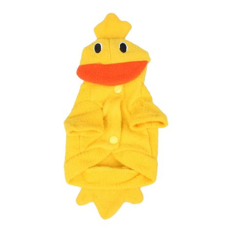 xxs clothes costume duck design clothes pet apparel xxs new ebay