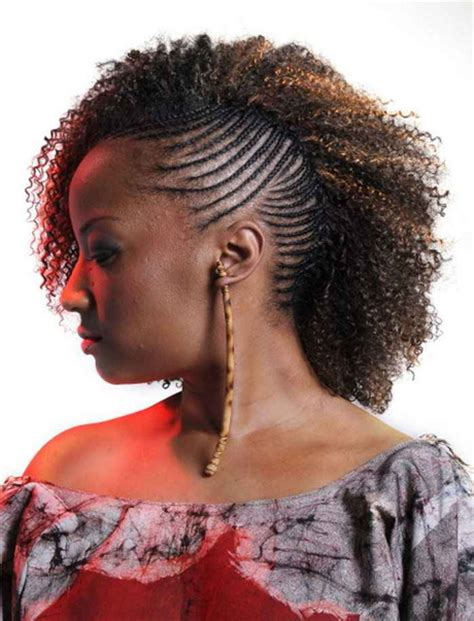 pictures of black people with braids black people braid hairstyles