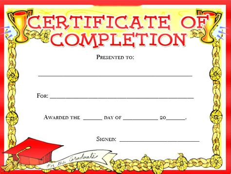 Preschool Moving Certificate Templates Up Template Free Exle Which Can Be Used As Look Who Free School Award Certificate Templates