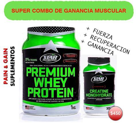 creatina y proteinas promoci 243 n nutrition proteina creatina taringa