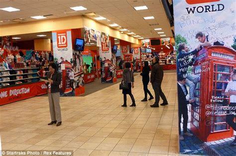 one stop fan shop one direction prove that they ve hit the big as they