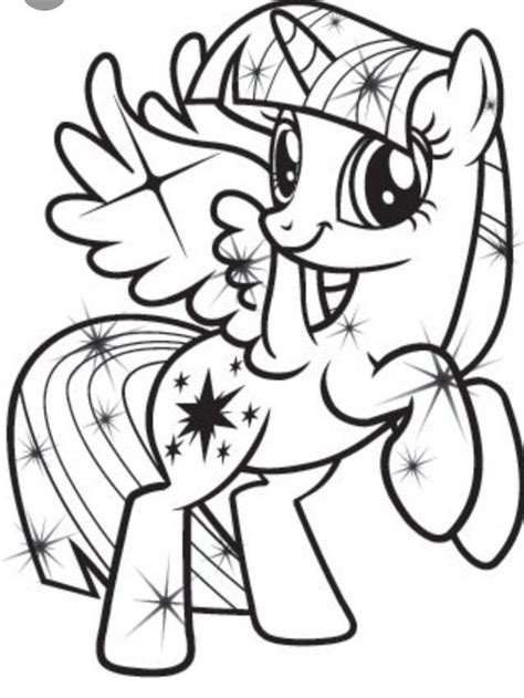 twilight sparkle coloring page twilight sparkle coloring page my pony