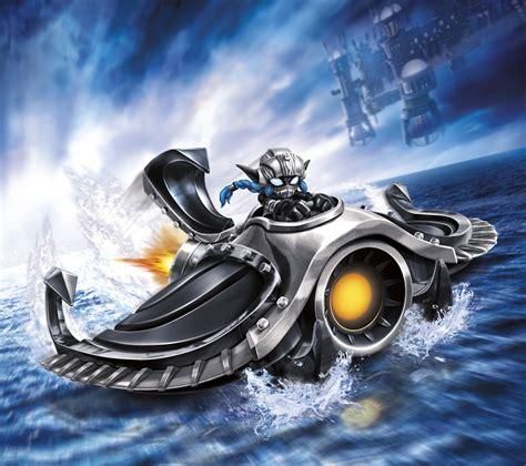 Kaos Ripper Black sea shadow skylanders wiki fandom powered by wikia