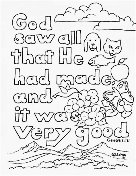 printable coloring pages with bible verses bible verse coloring page coloring home
