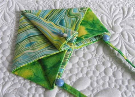 Origami With Fabric - fabric origami bag patterns sew origami folded pockets