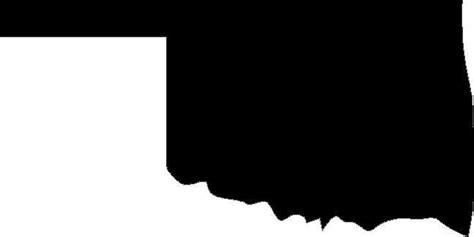 Home Decor Okc by Oklahoma State Vinyl Decal Sticker Silhouette Ok Ebay