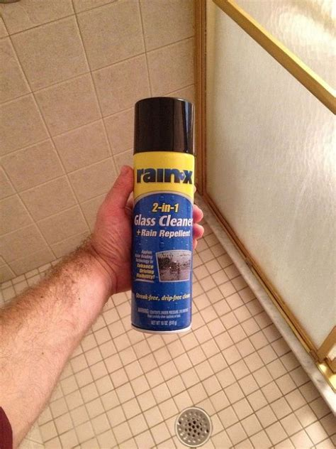 Best Cleaner For Glass Shower Door 25 Best Ideas About Soap Scum On Pinterest Soap Scum Removal Clean Machine And Clean House