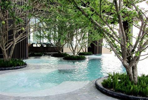 hotel hilton  thailand  luxury landscaping
