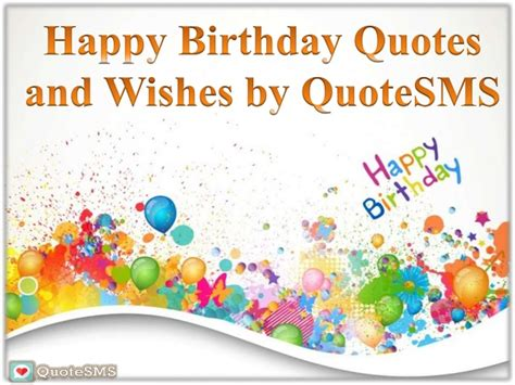 Happy Birthday Wishes To Our Happy Birthday Wishes Quotes And Images