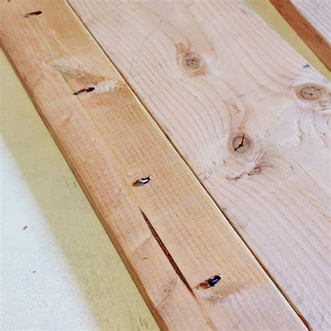 Wood Plank Countertops by Diy Wood Plank Countertops Manhattan Nest