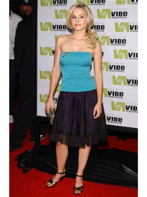 In Kirsten Bells Closet Zambos by Kristen Bell Before And After Pictures Of Kristen Bell