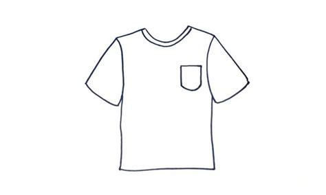 Drawing T Shirt by How To Draw A T Shirt My Ho To Draw