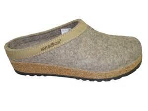 house shoes haflinger unisex 713001 grizzly us sz 5 19 ebay