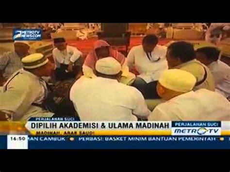 biografi ustadz firanda profil ustadz firanda mengisi kajian di masjid nabawi