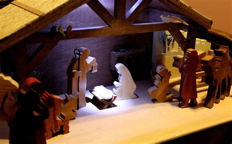 nativity woodworking plans nativity woodworking plan forest designs