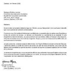 Présentation De Lettre De Créance Lettre De Presentation 1 Citoyen Du Monde